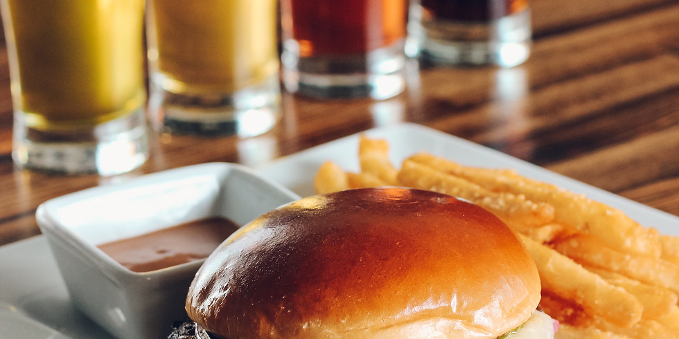 Father's Day Burgers and Beers