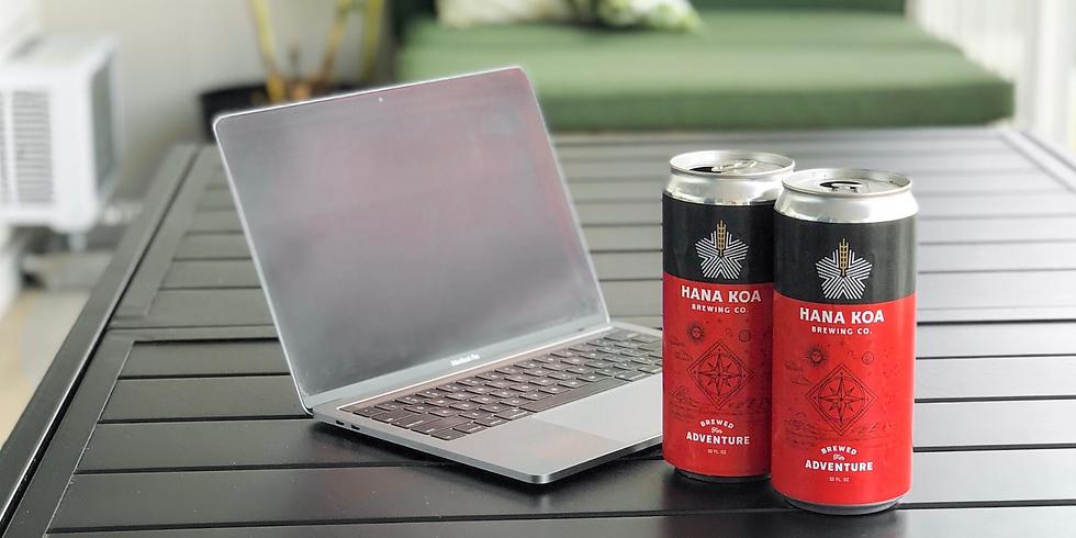 Virtual Guided Beer Tasting!