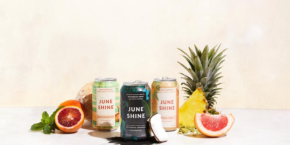 NYE Tiki Thursday! w/ Juneshine Hard Kombucha, Koloa Rum, & more!