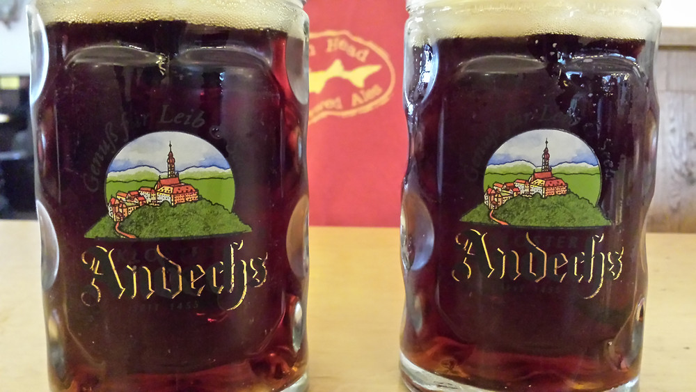 Andech's beer Germany