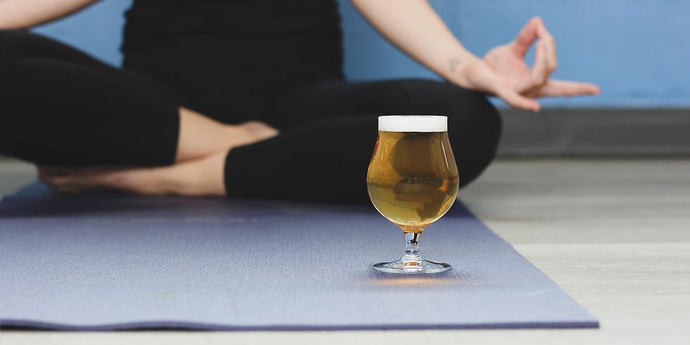 Virtual Yoga & Beer!