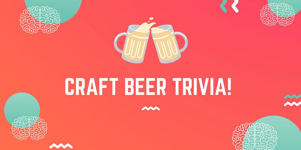 Virtual Craft Beer Trivia!