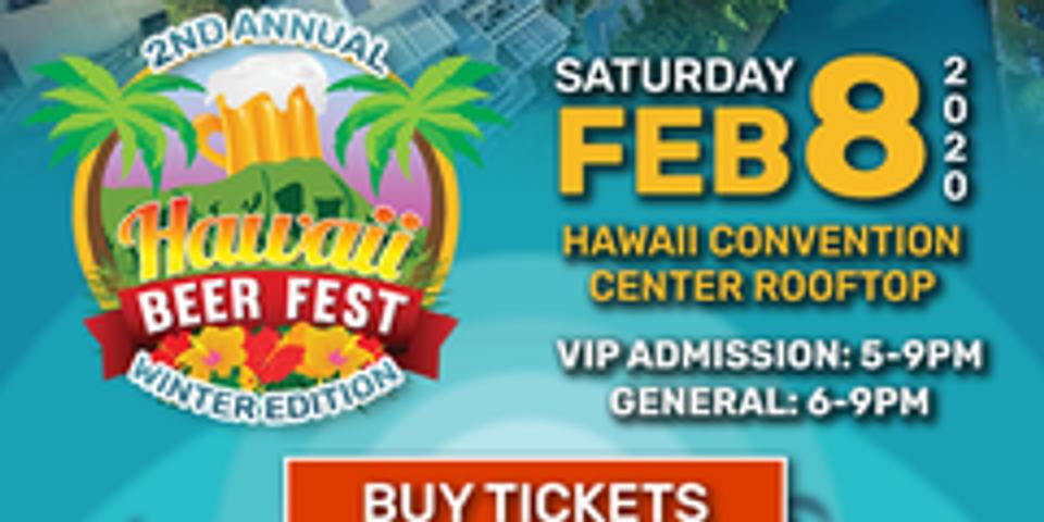 Hawaii Beer Fest