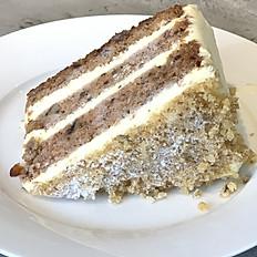 Wallnut California Carrot Cake