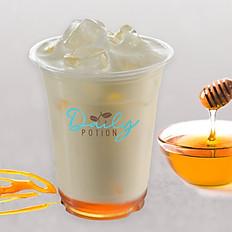 Honey Milkshake