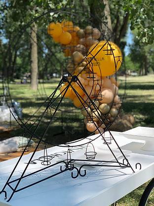 Ferris Wheel + Table
