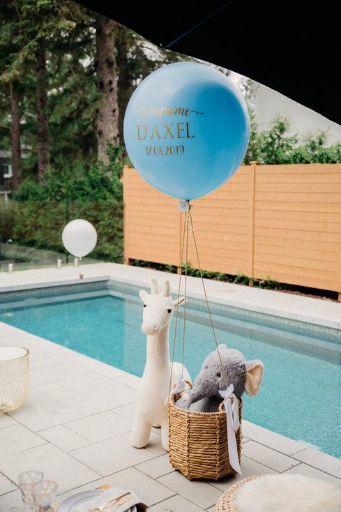 Custom Hot Air Balloon
