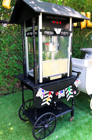 PopCorn Cart *can be customized