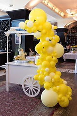 Our Cart + Balloon Combo at 40Westt