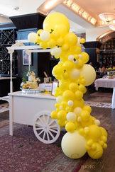 Our Cart + Balloon Combo at 40Westt