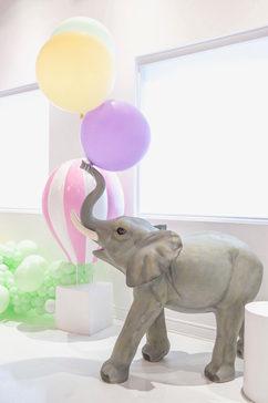 notre grand garçon; Elie l'éléphant