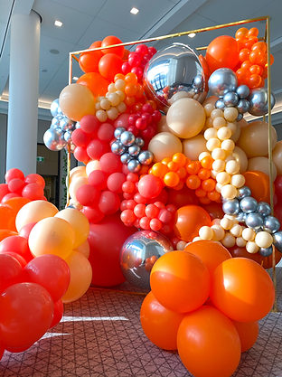 Orange Install at the Four Seasons Hotel Montreal