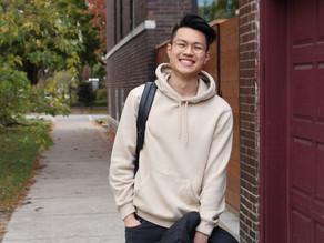MELLA WELCOMES: ALEX PU, UCHICAGO STUDENT
