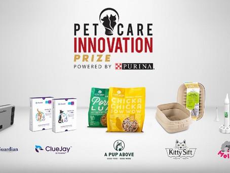 Purina Announces 2021 Pet Care Innovation Prize Winners