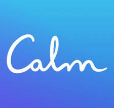 """MEDITAZIONE GUIDATA CON """"CALM"""""""