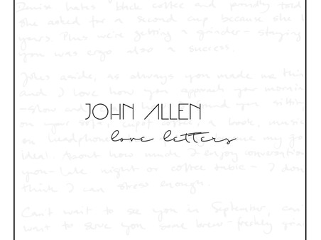 (Love) Letters - Das Crowdfunding beginnt!