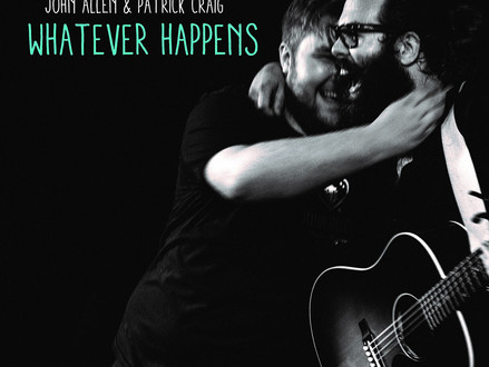 'WHATEVER HAPPENS' EP - Limited Release