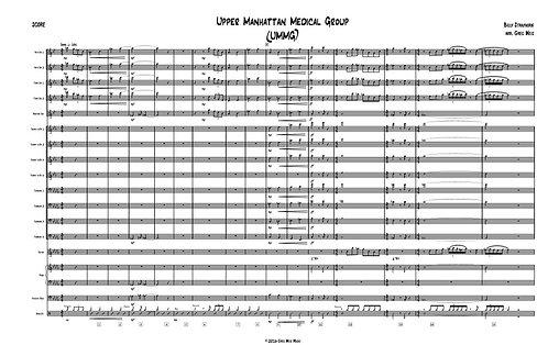 Upper Manhattan Medical Group (UMMG) - Arrangement