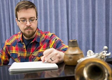 Greg Weis - jazz composer and arranger