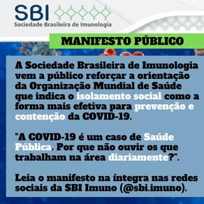 Manifesto Público