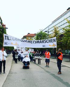 """""""SÄNKA TRÖSKLAR BEHÖVER INTE VARA SÅ SVÅRT"""" - INTERVJU MED JOSEFINE THORÉN"""