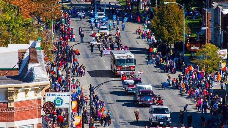 Mt. Vernon Fall Festival
