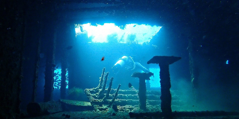 Orizaba & Carlisle Castle - Double Dive