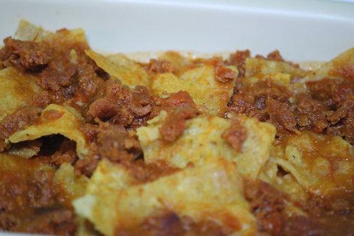 ChilaKiles con Chorizo