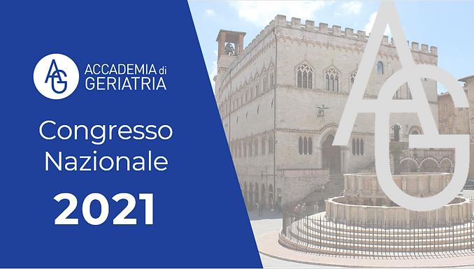 2° Congresso Nazionale Accademia di Geriatria