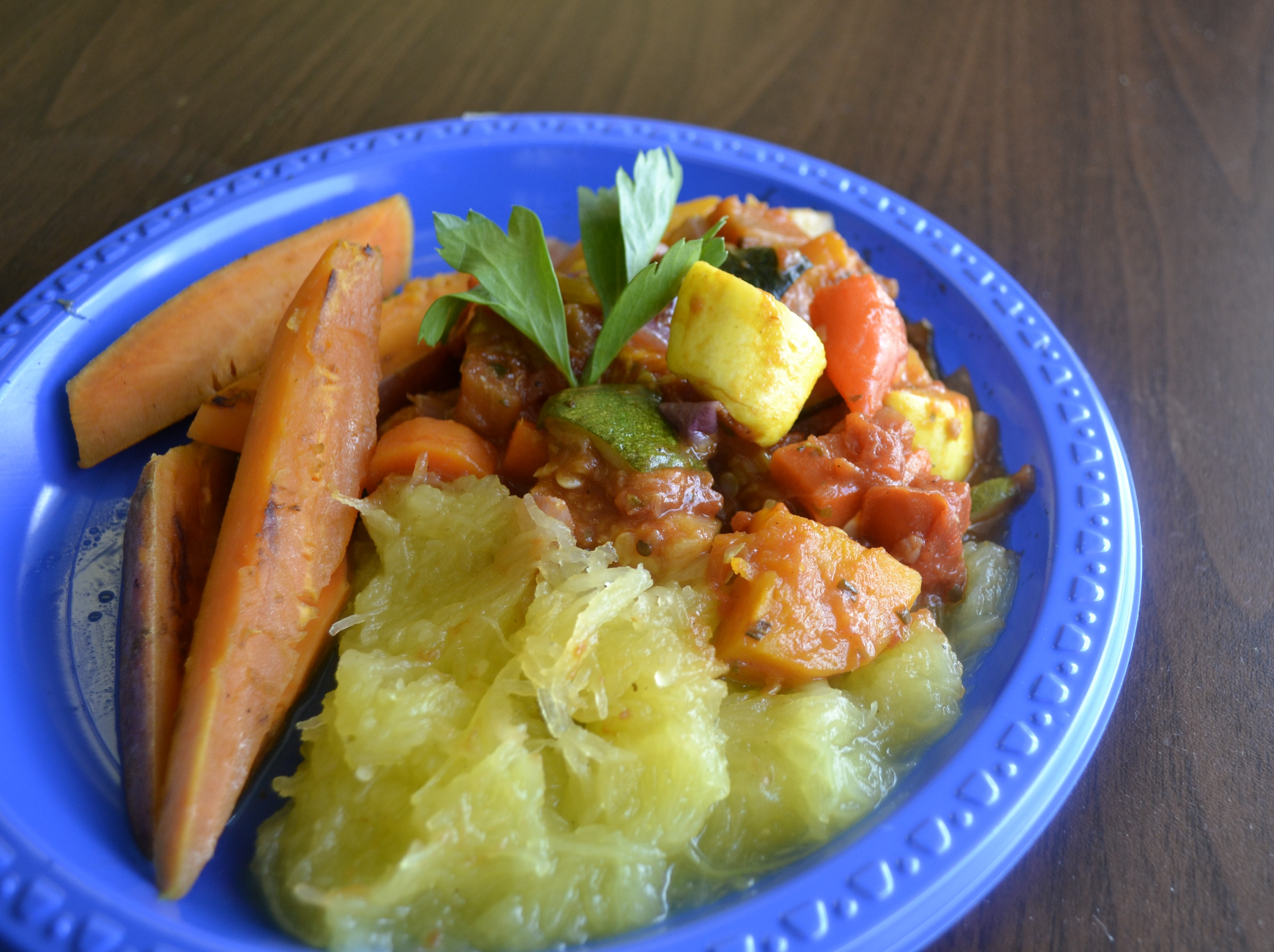 Healthy Meals with Fresh Vegetables