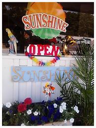Sunshine Sandwich Shop, Rogersville, Tennessee