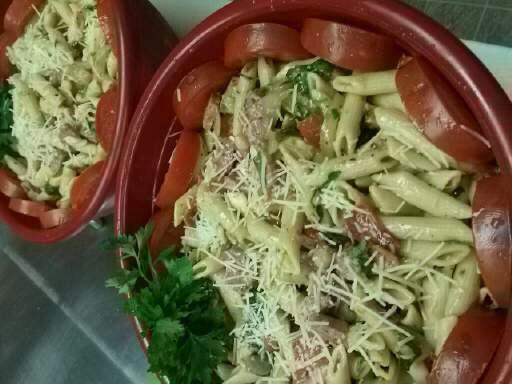 Large Order Salads