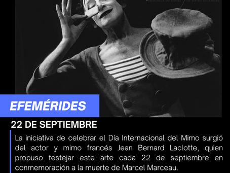 Día internacional del Mimo