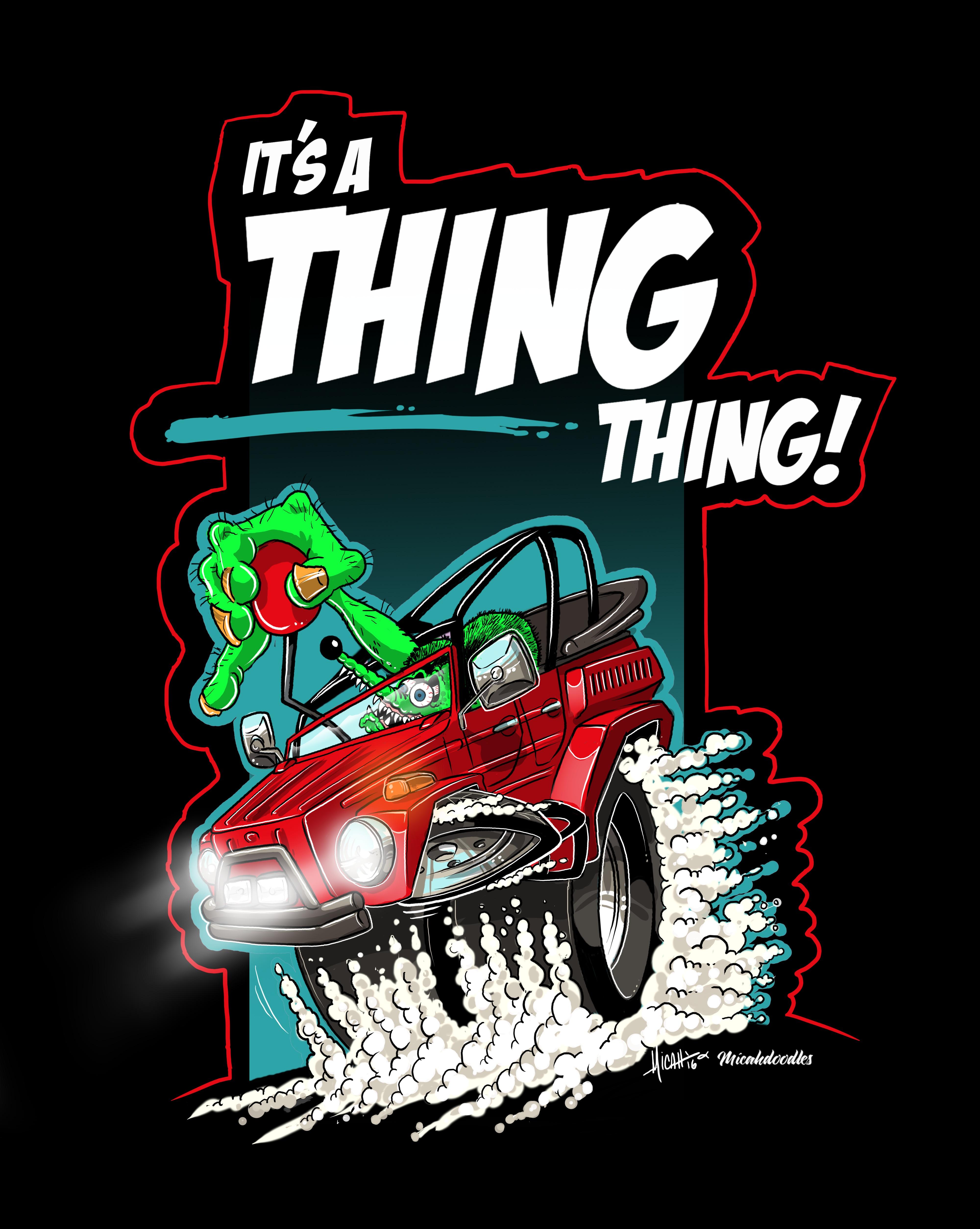 THING -tshirt