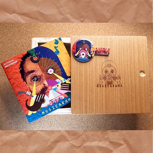 BOX - KIT de Lançamento MUSICARAMA