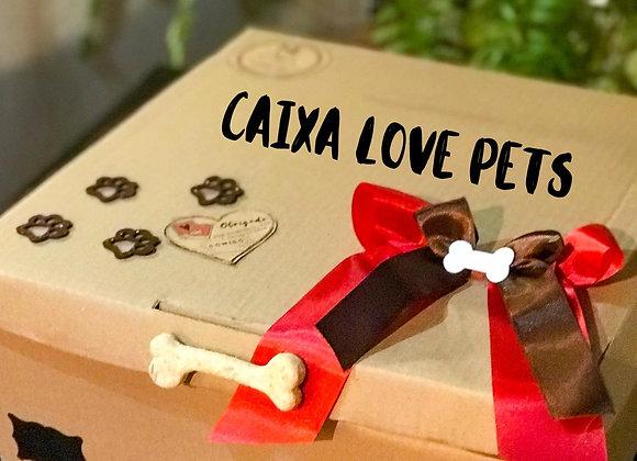 CAIXA LOVE PETS (imagem ilustrativa)