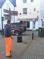 Drone Building & Roof Inspection - Chepstow, South Wales