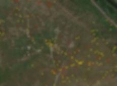 DTA Methane Gas Drone Survey Output