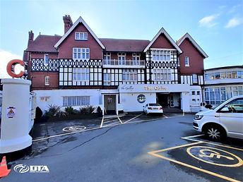 Drone Measured BuildingSurvey- Bournemouth, Dorset