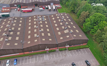 Drone Roof Inspection Service - Cwmbran, South Wales