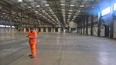 Internal Industrial & Warehouse Drone Inspections for Facilities Management