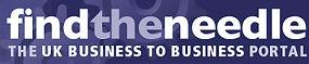 findtheneedle uk business directory logo