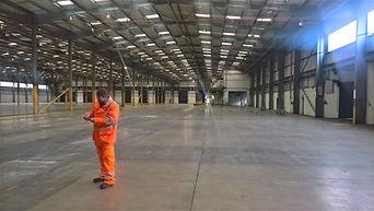 Drone Warehouse Inspection - Swindon, Wiltshire