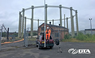 DTA 4x4 Mounted Elevated MAST Inspections - Bristol