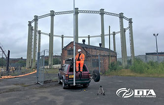 DTA 4x4 Mounted Elevated MAST Inspections - Liverpool