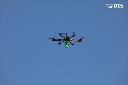 DTA Methane Gas Survey Drone