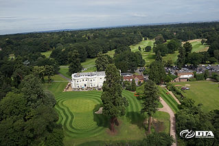 Golf Course Promotional Drone Photography & Video - London