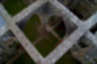 Drone high resolution DSLR zoom photography for Heritage Site Inspections