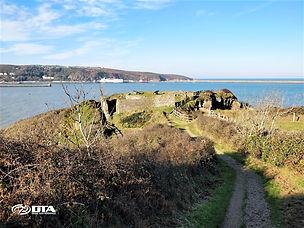 Coastal Path and Ecology Surveys - Fishguard, Pembrokeshire, West Wales.