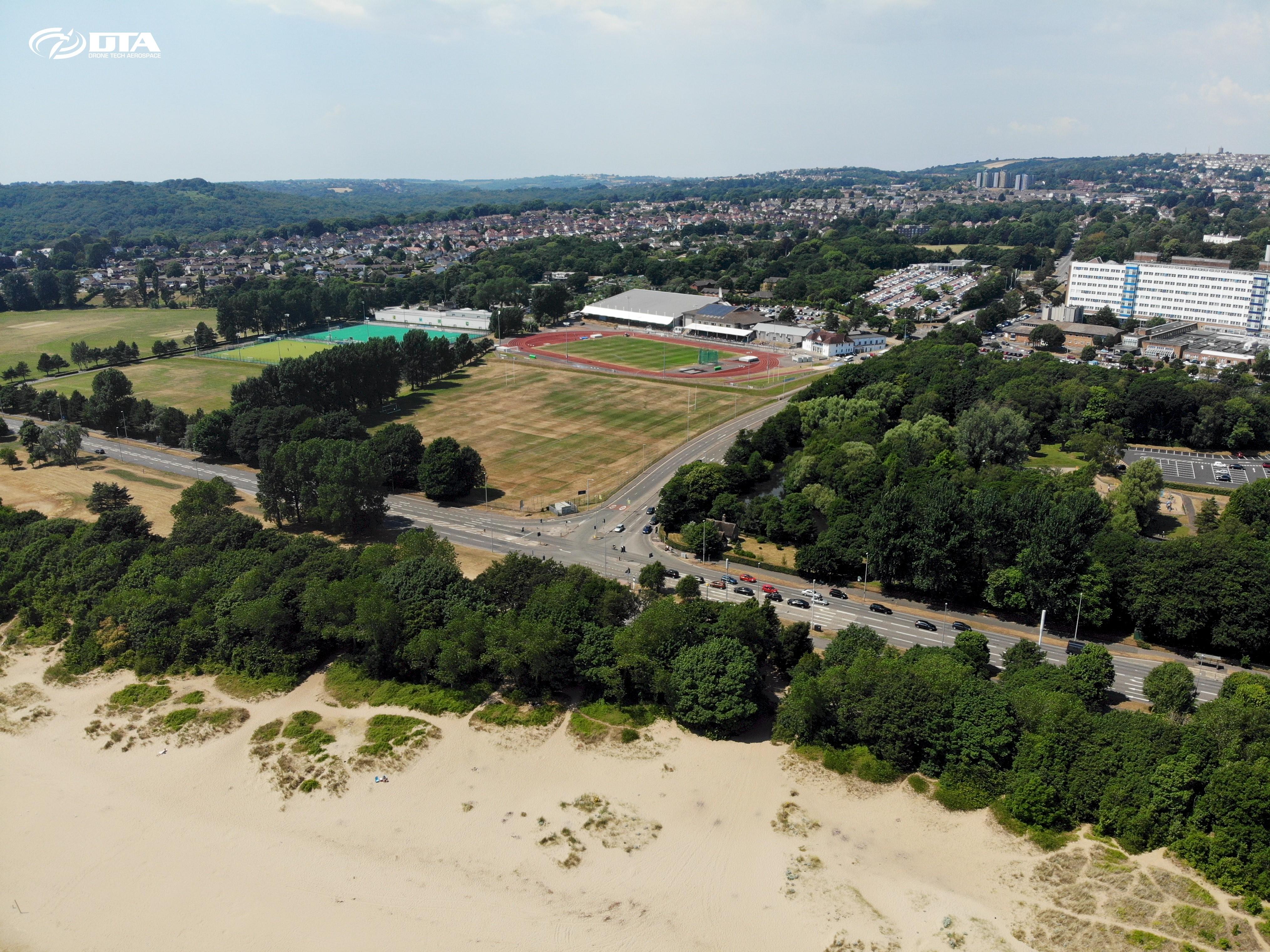 Swansea Bay University Sports Grounds